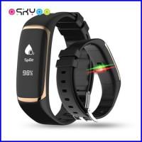 Heart Rate Sas Monitor SpO2 Hrv Smart Bracelet