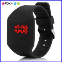 Customized LED Touch Screen Digital Watch with Your Brand Logo