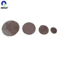 Honeycomb Pattern Circle Safety Match Striking Paper