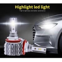2PCS Car Headlight Bulb Kit CREE LED Chip Hi Lo Beam Automobile Head Light Lamp 12V Auto Headlamp H1
