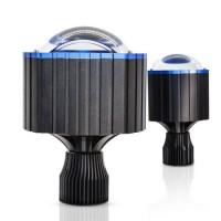 Auto Car Lenses H4 H7 H1 HID Bulbs Super Power Mini H4 LED Projector Lens 6500 Lumen