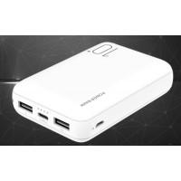 Ail P10-B Portable10000mAh Quick Charging Power Banks Mini Mobile Power