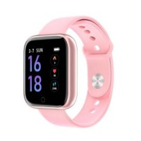 T80 Smart Watch Clock Dynamic Heart Rate Sleep Monitor Fitness Tracker