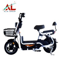 Al-Bt 12V DC Electric Motor Bicycle Fat Tire Electric Scooters for Sale