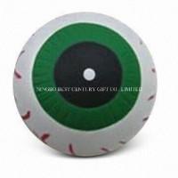 PU Foam Antistress Eyeball Shape Kid New Toy Promotional Products