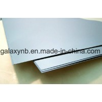 High Quality Tungsten Plate for Industrial