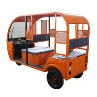 Nice Design Popular Passager Electric Tricycle