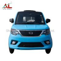 45km/H Four Wheel Smart Pasenager Adult I6e L7e Electric Classic Mini EEC Electric Car