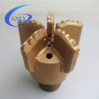 PDC Drag Bits Water Well Drilling Tools